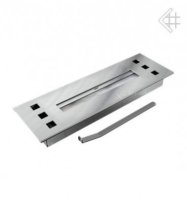 Контейнер для топлива с горелкой для биокамина Kratki с ароматерапией AF/PDA